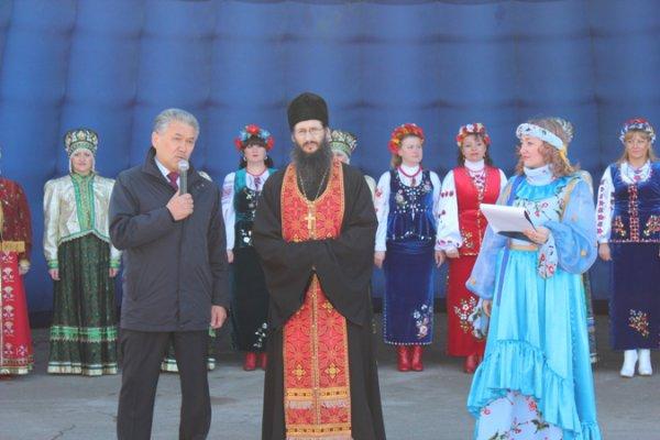 В Усинске прошёл городской праздник «Пасхальный перезвон»