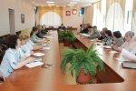 Заседание комиссии по вопросам погашения задолженности за услуги ЖКХ