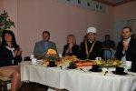 Воспитанники Усинского детского дома получили от администрации города плазменный телевизор