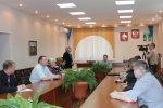 В администрации Усинска состоялось заседание штаба народной дружины