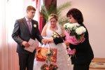 В ЗАГСе города Усинска зарегистрировали 200-ую пару в 2013 году