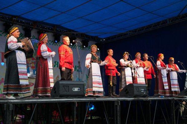 «ЛУКОЙЛ-Коми» выступило спонсором Х Республиканского праздника «Усть-Цилемская горка»
