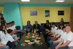 Сегодня, 31 июля 2013 года, в МБУ «Молодёжный центр» состоялось закрытие второй смены Отряда Мэра