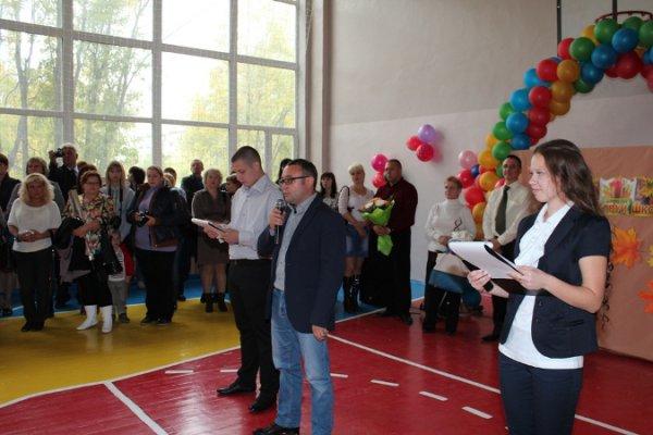 1 сентября 2013 года в школах городского округа «Усинск» прошли торжественные линейки