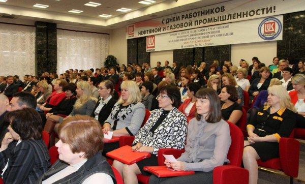 В Усинске с рабочим визитом побывал Президент нефтяной Компании «ЛУКОЙЛ» Вагит Алекперов