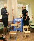 В усинский детский сад №14 («Снежинка») поступила новая мебель, закупленная на средства  ООО «ЛУКОЙЛ-Коми»