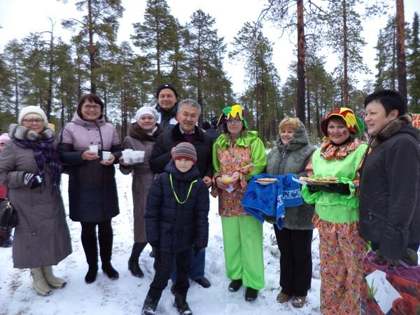В Усинске появилась новый культурно-рекреационный объект, направленный на популяризацию здорового образа жизни