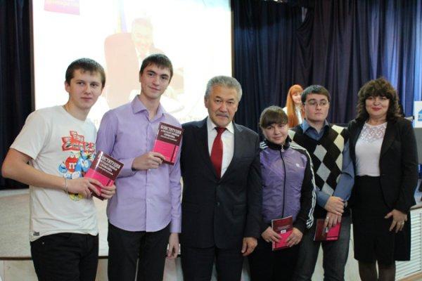 Глава Усинска Александр Тян принял участие в ток-шоу