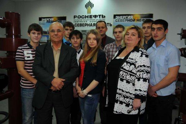 «РН – Северная нефть» поздравила Усинский политех с юбилеем