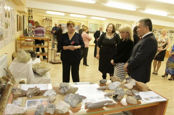 Краеведческий музей Усинска получил вторую жизнь