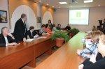 Перед органом местного самоуправления и общественностью отчиталась ООО УО «Форма»