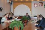 Аппаратное совещание в администрации Усинска