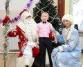 «Новогоднее волшебство» приходит в села Усинского района.