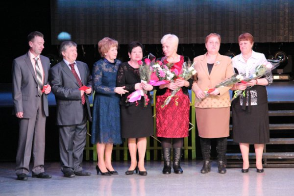 В Усинске отметили 39-ю годовщину образования района