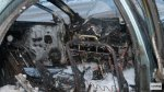 Два автомобиля горели в Усинске за минувшие сутки