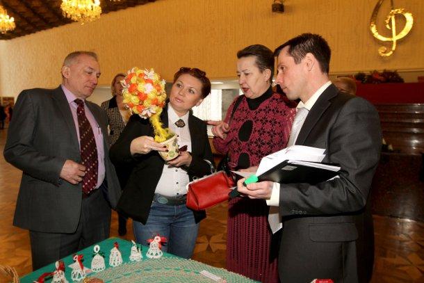 В Усинске прошел фестиваль художественной самодеятельности среди работников ООО «ЛУКОЙЛ-Коми»