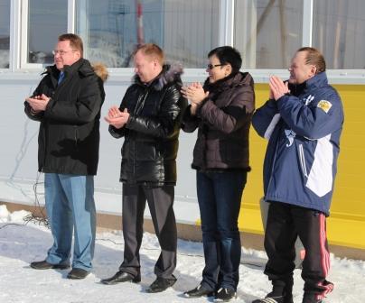 Дан старт II Спартакиаде трудовых коллективов Усинска!