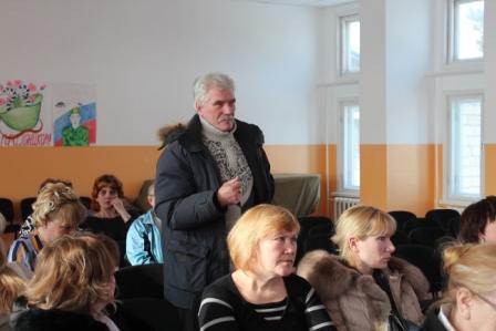 Станислав Хахалкин встретился с жителями поселка Парма и села Колва