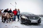 В Нарьян-Мар на... Jaguar