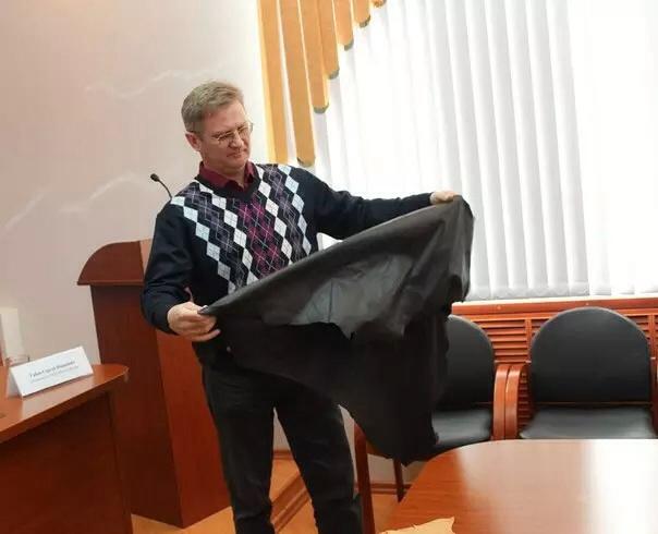 Усинск посетили представители финской компании-производителя декоративных оленьих шкур