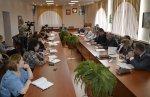 Заседание городского организационного комитета «Победа»