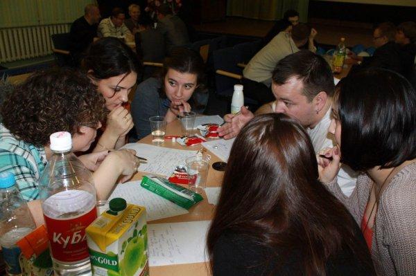 В Коми разыграют кубок чемпионата «Что? Где? Когда?»