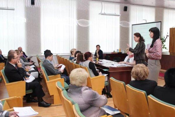 В администрации состоялась Форсайт-сессия по разработке Стратегии социально-экономического развития муниципалитета