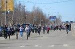 В Усинске состоится легкоатлетический пробег в честь Великой Победы