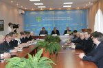 Совещание по вопросам организации грузоперевозок прошло в администрации Усинска