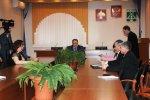 Игорь Смирнов провёл общественный час с жителями Усинска