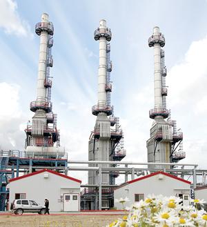 УПН «Уса-тяжелая нефть»