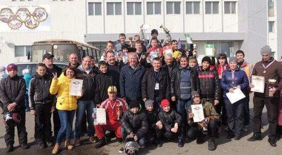 В Усинске состоялись соревнования по картингу в честь Дня Победы