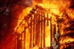 Причина пожаров - неосторожное обращение с огнем