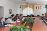 В Усинске прошло рабочее заседание антинаркотической комиссии