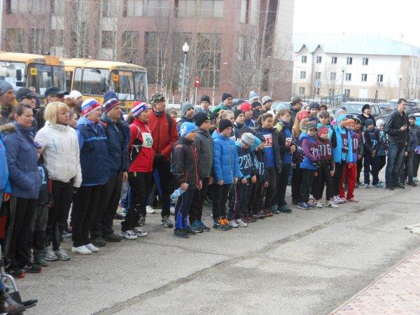 Итоги первомайского легкоатлетического пробега в честь Великой Победы