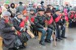 «Спасибо за Победу!». В Усинске отметили 69-летие Великой Победы
