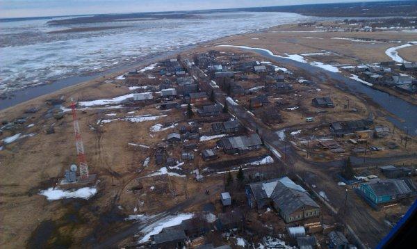 Из подтопленных населенных пунктов в Усть-Цилемском районе эвакуировано 72 жителя