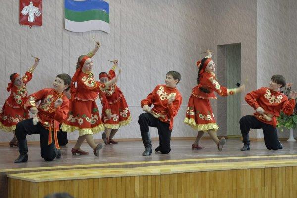 В Усинске отметили Международный День семьи