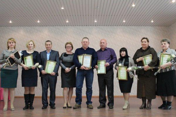 Администрация Усинска поздравила предпринимателей