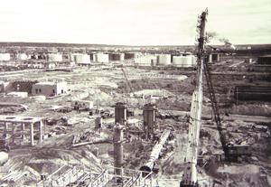 Реконструкция завода