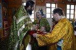 В Усть-Усе встретили Святую Троицу
