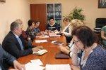 В администрации прошло очередное заседание санитарно-противоэпидемической комиссии