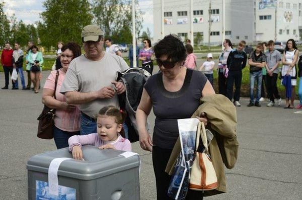 В День памяти и скорби усинцы собрали более 70 тысяч в помощь беженцам из Украины
