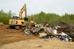В ходе проведения акции «Речная лента-2014» вывезено 294 куба мусора