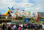 Усинский Парк культуры и отдыха засиял всеми цветами радуги