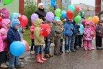 Детские глаза воспитанников детского сада № 20 зажглись от счастья при виде подарка