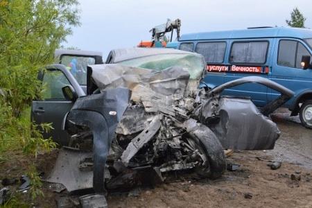 Предположительно виновником аварии с пятью погибшими в Коми был водитель Volkswagen