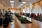 В Усинске создана инициативная группа по решению проблем приезжих жителей Юго-Востока Украины