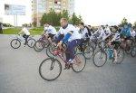 «Тур де Франс» в Усинске