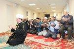 В усинской мечети обсудили отношения между народами
